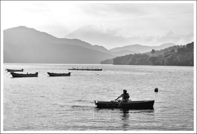 Lake Ashi at Moto Hakone