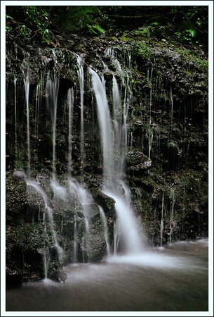 Chisuji waterfall