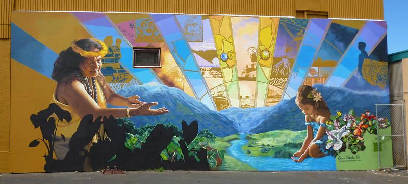 eva mural