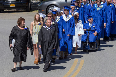 Haldane Graduation 2014