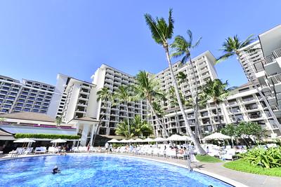Halekulani  Hotel Waikiki Oahu Hawaii
