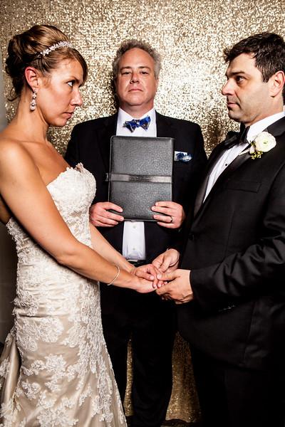 Haley & Toli's Wedding Photobooth!