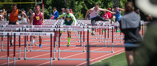 Sean Fitzgerald 110M Hurdles