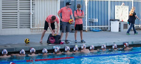 2017 Aug 25 JV Boys Water Polo vs Saratoga