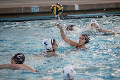 2017 Oct 18 Girls Varsity Water Polo vs Notre Dame