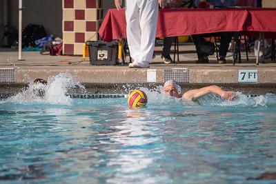 2017 Oct 18 JV Boys Water Polo at Menlo Atherton