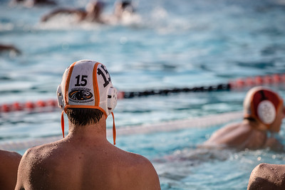 2017 Sep 6 JV Boys Water Polo at Woodside