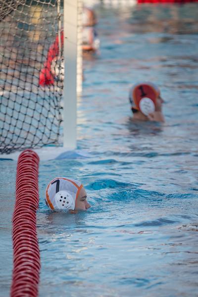 2017 Sept 13 JV Boys Water Polo at Burlingame