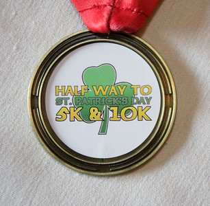 Half Way to St. Patrick's Day 5k and 10k - 2017 Pre and Post Race Photos