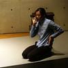 Hiroaki Kumagai performs his one act dance-drama, Heard Without Shouting