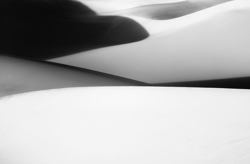 Dunes Abstract, Infrared 1