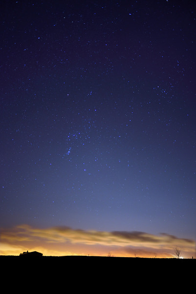 Night Sky at Sowerby