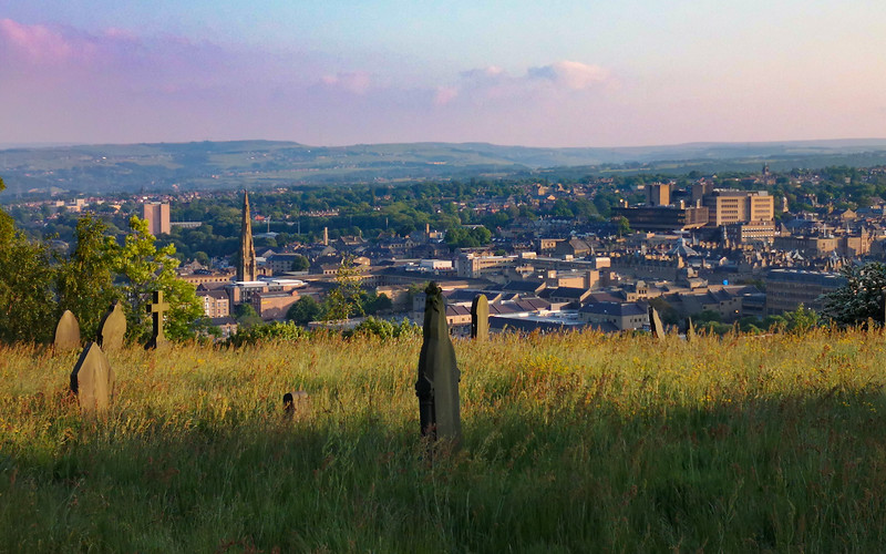 Halifax from Claire Mount