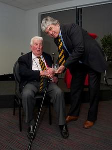 Angus Evans on behalf of Doug Ackerman