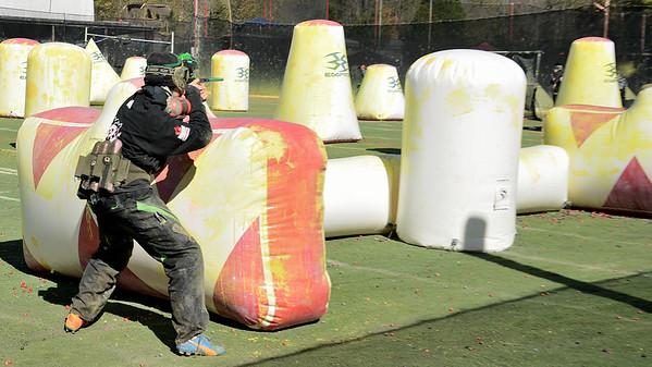 Hall of Fame Paintball Shots