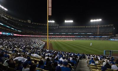 Dodger Stadium April 4, 2017