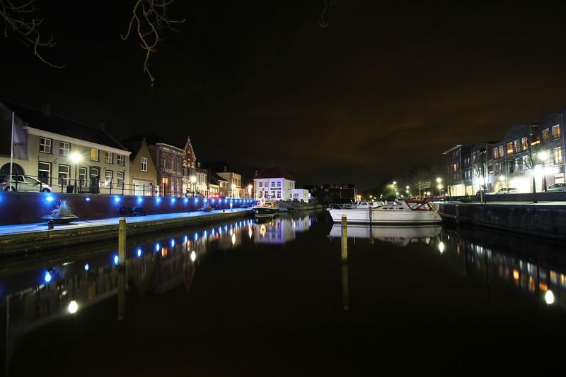 Fotograaf: Peter Corstjens. Een avondje langere sluitertijden proberen leverde deze mooie foto op.