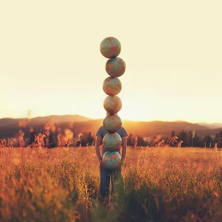 Joel Robison - Worldly Balance