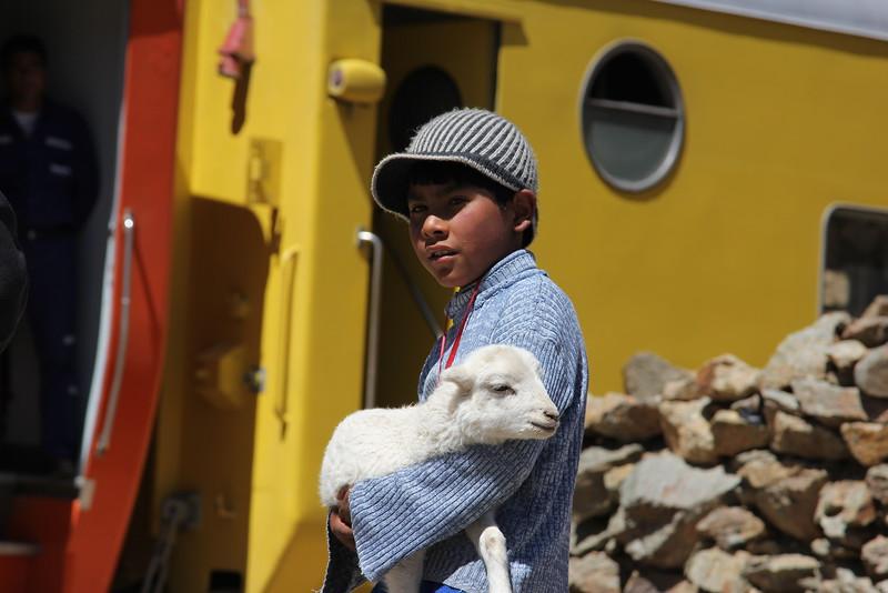 Fotograaf: Emiel Nelissen. Argentina - Tren a las Nubas.