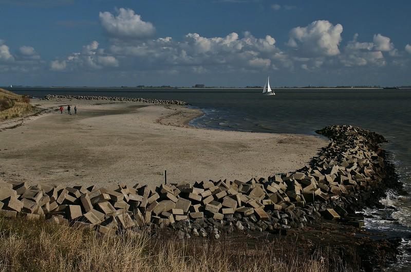 Fotograaf: René Blom. Zo maak je een strand.