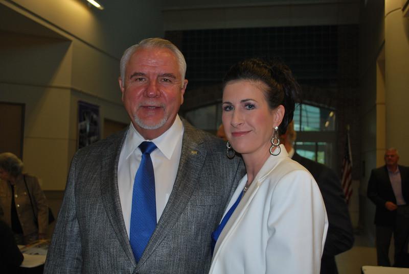 Doyle and Dawn Yates