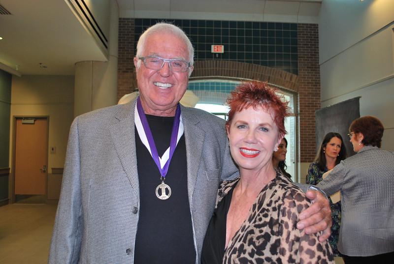 Jim and Nancy Blair