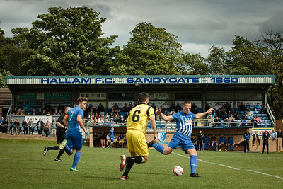 Hallam v. Bootle, FA Cup Extra-preliminary round, 06/08/2017