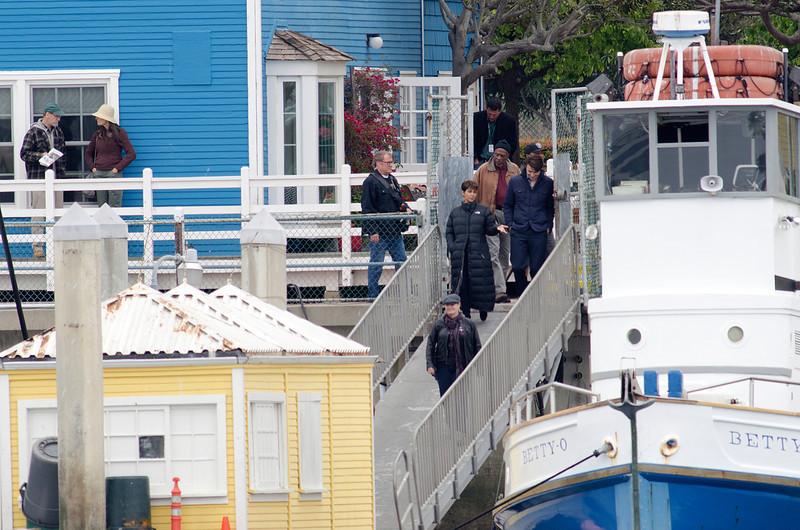 Halle Berry seen in Marina Del Rey