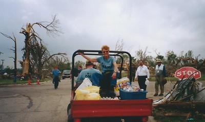 Hallem, NE 2004 Tornado