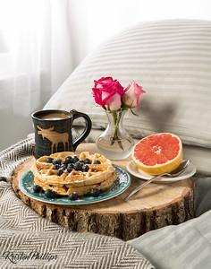 Maine Breakfast in Bed