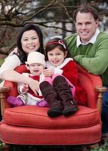 Hallock Family 2015