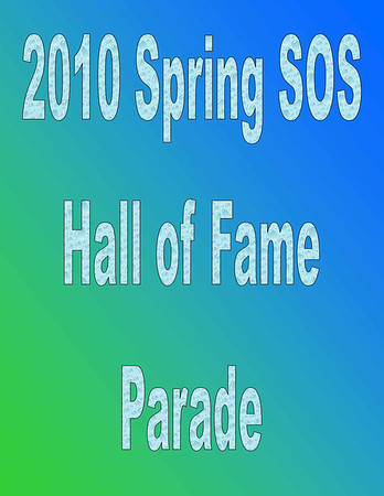 2010 Hall of Fame Parade