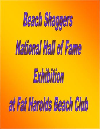 2016 BSNHOF Exhibition at Fat Harolds