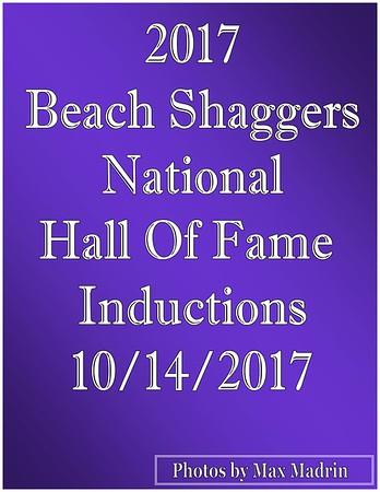 2017 BSNHOF Inductions 10-14-2017