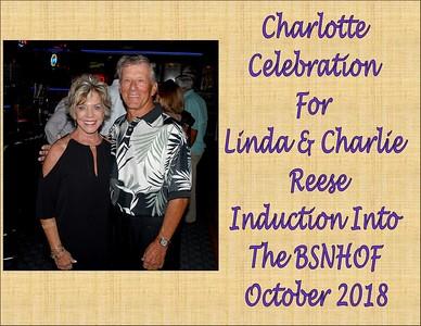 2018 Charlie & Linda Reese HOF Party - Charlotte