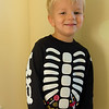 Zachary and his halloween shirt.