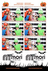 Halloween 2015 at Mori (Fusion Photo Booth)