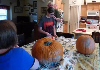 Halloween 2016 Pumpkins