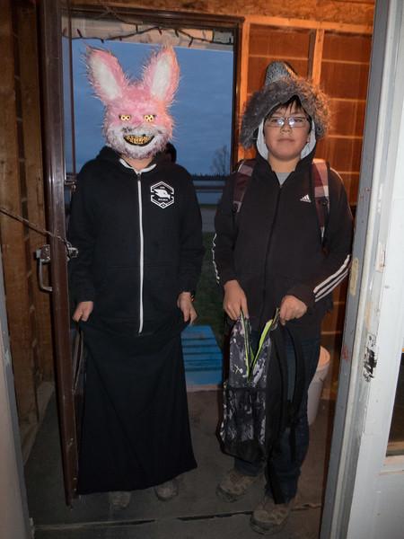 Hallowe'en 2016 October 31st