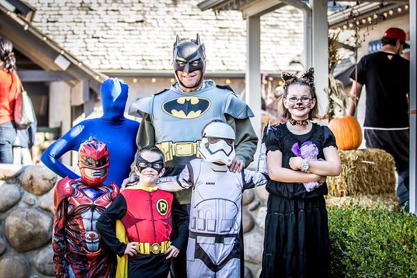 Halloween 2017 Gardner Village