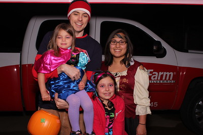 Halloween 2017 with State Farm pics