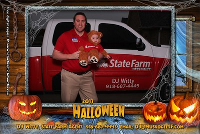Halloween 2017 with State Farm