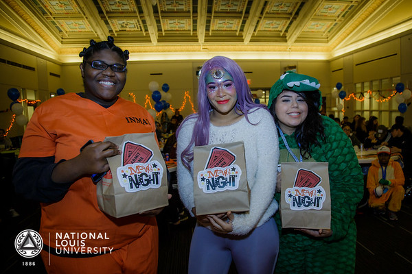 Halloween 2017   October 31, 2017   Chicago Campus