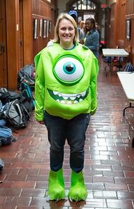 Student Halloween costumes
