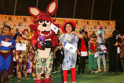 Halloween Carnival 2015