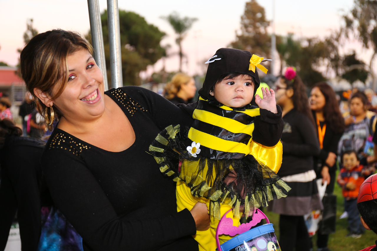 2016 City of Paramount Halloween Festival