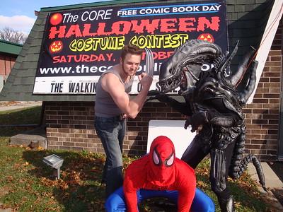 2012 Halloween ComicFest