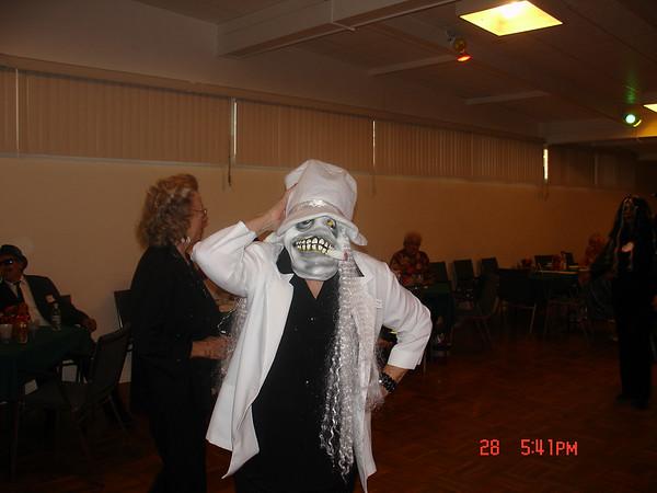 2007 Halloween Dance
