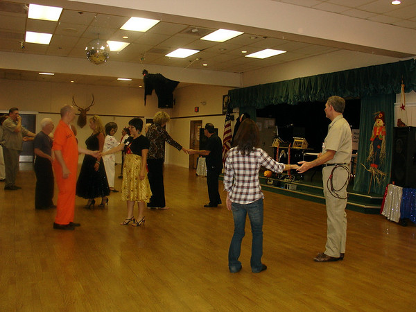 2009 Halloween Party (Oct)
