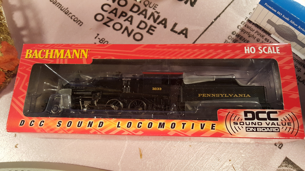 Got a great deal on this 2-6-0 at Mark Twain, and it is the right roadname as well